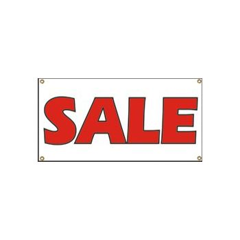 Sale Heavy Duty Vinyl Banner Business Signs