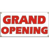 Grand Opening Vinyl Banner Business Signs