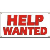 Help Wanted Vinyl Banner Business Signs