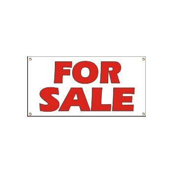 For Sale Heavy Duty Vinyl Banner Business Signs