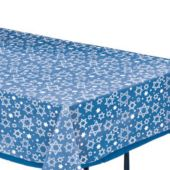 Star Of David Plastic Table Cover