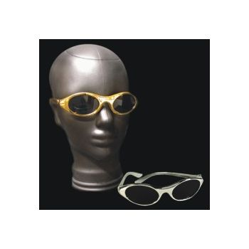 GOLD AND SILVER   FUNKY SUNGLASSES