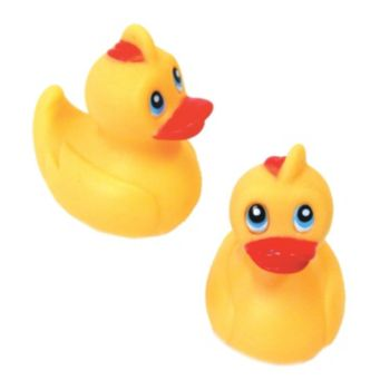 2 Inch RUBBER DUCKS