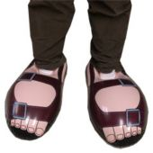 Inflatable Sandals - 22 Inch, 12 Pack