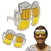 Beer Mug Shaped Lens Sunglasses