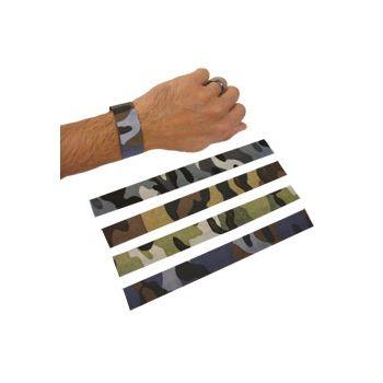 Camouflage Slap Bracelets