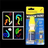 Yellow 1 Oz Window Paint