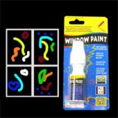 1 Oz White Window Paint