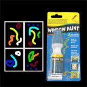 Light Blue 1oz Window Paint