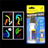 Black 1oz Window Paint