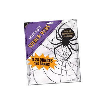 SUPER GIANT   SPIDER WEB