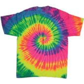 Neon Cyclone Style Adult Tie Dye