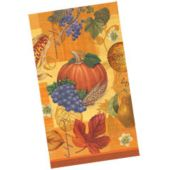 thanksgiving Theme Print Paper Guest Towels