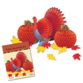 thanksgiving Turkey Decorating Kit