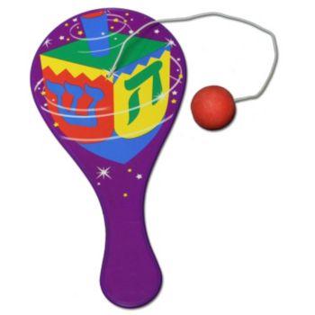 DREIDEL PADDLE BALL
