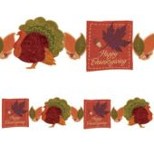 thanksgiving Turkey Cardboard Banner