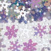 Sparkly Snow Confetti