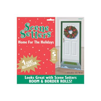 HOME FOR THE HOLIDAY   SCENE SETTER ADD-ON