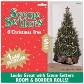 O Christmas Tree Scene Setter Add Ons