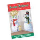 Winter Snowmen Holiday Scene Setter Add Ons