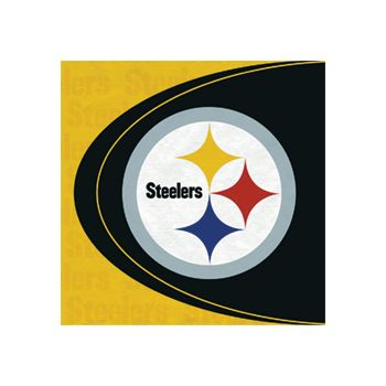 PITTSBURGH STEELERS   LUNCHEON NAPKINS