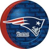 "New England Patriots 9"" Plates - 8 Pack"