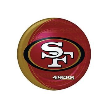 "San Francisco 49er's  9"" Plates"