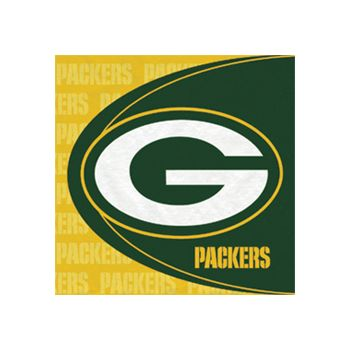 GREEN BAY   LUNCHEON NAPKINS