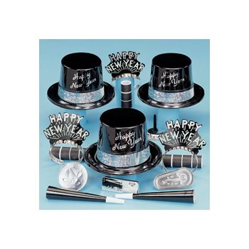 Silver Fantasy   New Year's Kit for 50