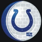 Indianapolis Colts NFL Paper Plates - 9 Inch