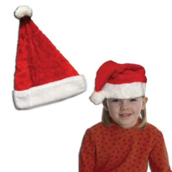 Santa Hats  Child Size