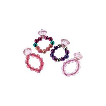 PRINCESS JEWEL RINGS