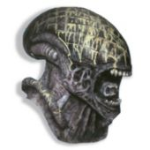 Alien Deluxe Adult Mask