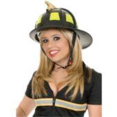 Black Fire Helmet