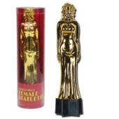 Female Gold Award Statue
