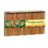 Bamboo Barrel Light Set