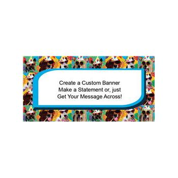 Bow Wow Custom Banner