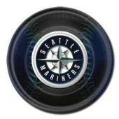 "Seattle Mariners 9"" Paper Plates - 18 Pack"