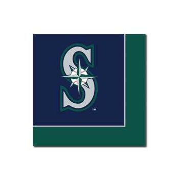 SEATTLE MARINERS   LUNCHEON NAPKINS