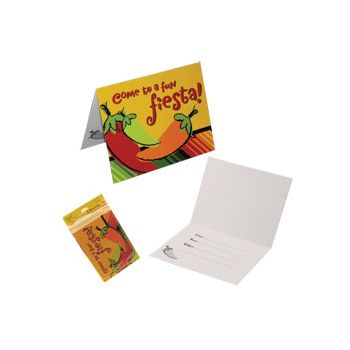 FIESTA PEPPERS   INVITATIONS