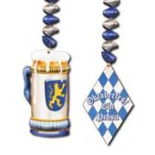 Oktoberfest Dangler Decorations-2 Per Unit