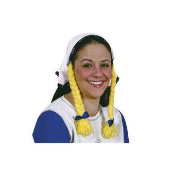 Alpine Headscarf  With Braids