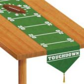 72 Inch Football Game Day Table Runner