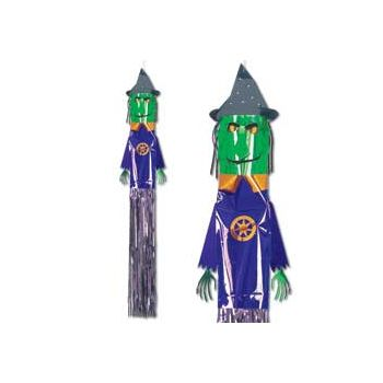 WITCH   HANGING DECORATION