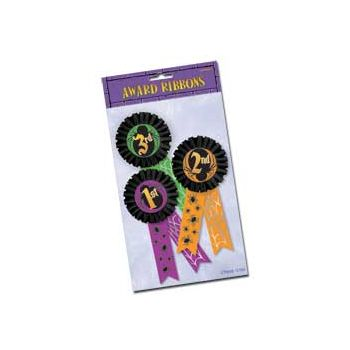 HALLOWEEN AWARD RIBBONS