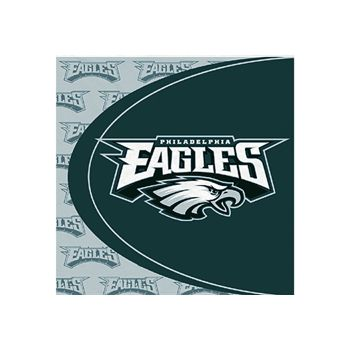 PHILADELPHIA EAGLES   LUNCHEON NAPKINS