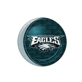 "PHILADELPHIA EAGLES   9"" PLATES"