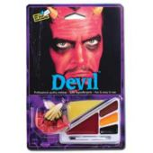 Devil Face Paint Kit
