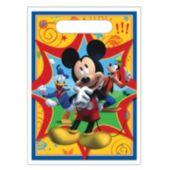 Mickeys Clubhouse Treat Sacks Goodie Bags