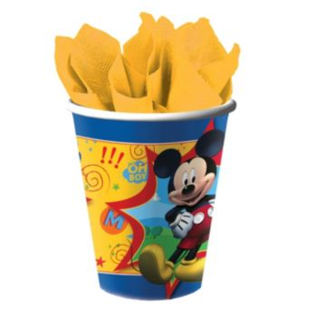 Mickey's Clubhouse   9 oz. Cups